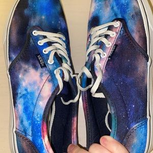{used) glaxey vans